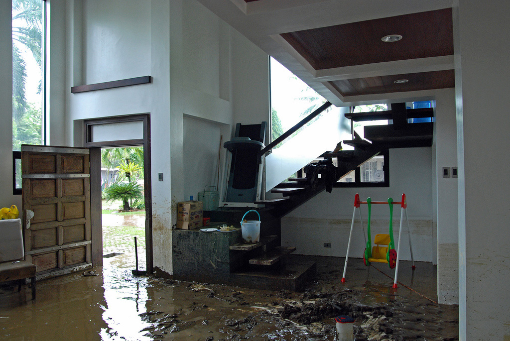Spring Landscaping Tips To Prevent Home Flooding